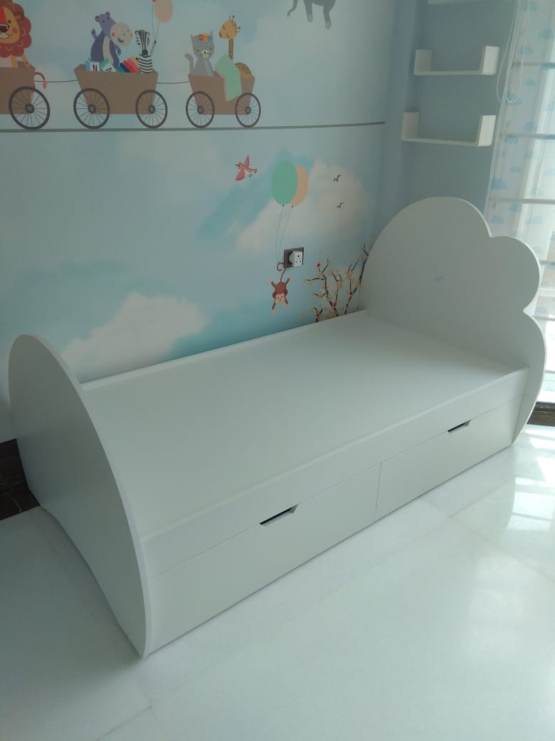 Cloud tails Bed_1