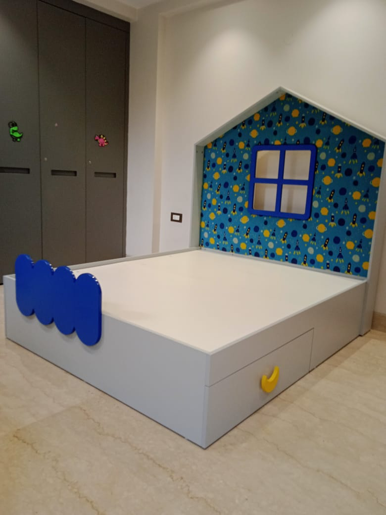 Dreamhouse Bed_3